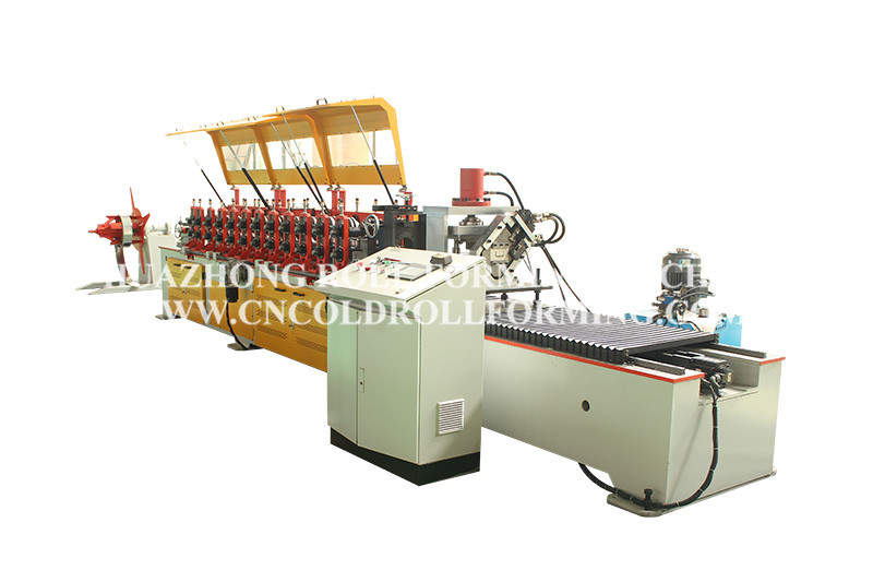 U PROFILE CEILING KEEL ROLL FORMING MACHINE