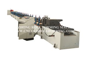 CUSTOMIZED FRAME ROLL FORMING MACHINE