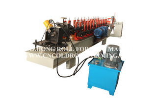 U PROFILE ROLL FORMING MACHINE