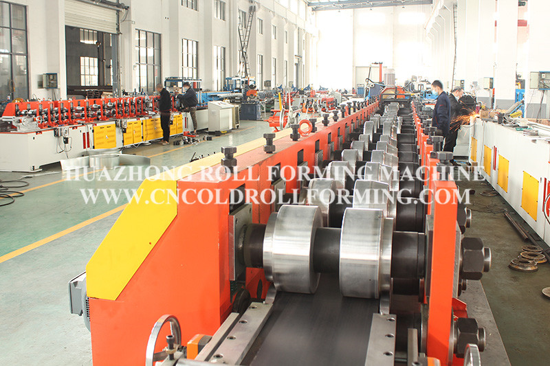 ANGLE PLATE ROLL FORMING MACHINE