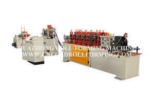 SHELVE ROLL FORMING MACHINE