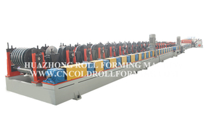 600mm CABLE TRAY ROLL FORMING MACHINE
