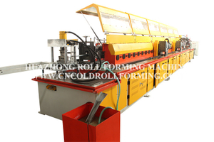 POST ROLL FORMING MACHINE