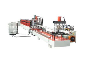 COLUMN ROLL FORMING MACHINE