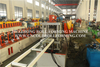 MUTE TRACK ROLL FORMING MACHINE(AUTOMATIC INSERT RUBBER )