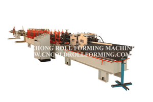 CROSS TEE ROLL FORMING MACHINE