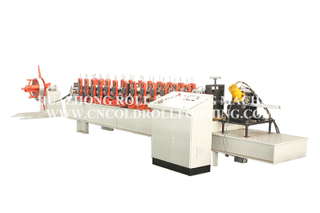 26U PROFILE ROLL FORMING MACHINE