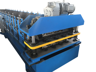 DOUBLE ROOFING MACHINE