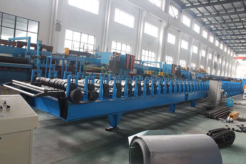 Decking floor roll forming machine (4)