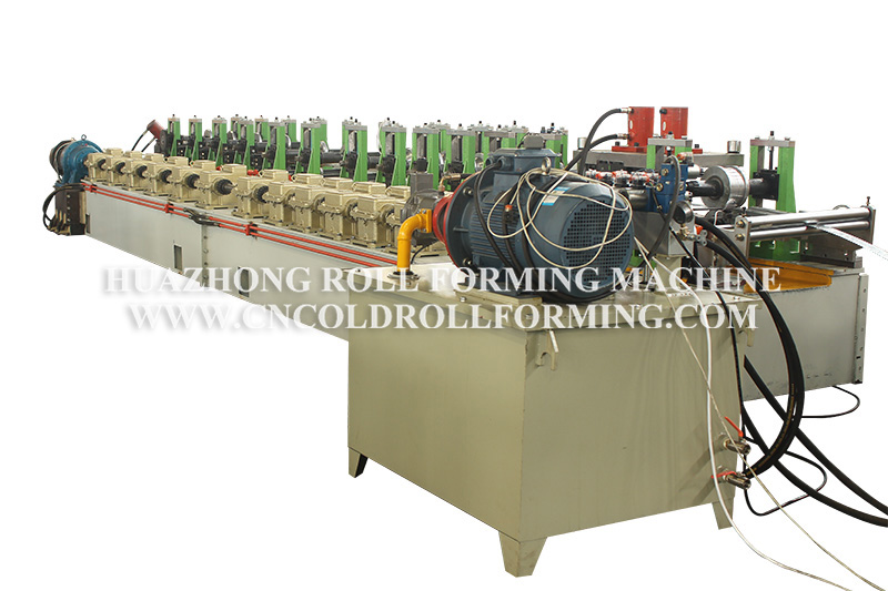GREEN HOUSE CURTAIN PROFILE ROLL FORMING MACHINE