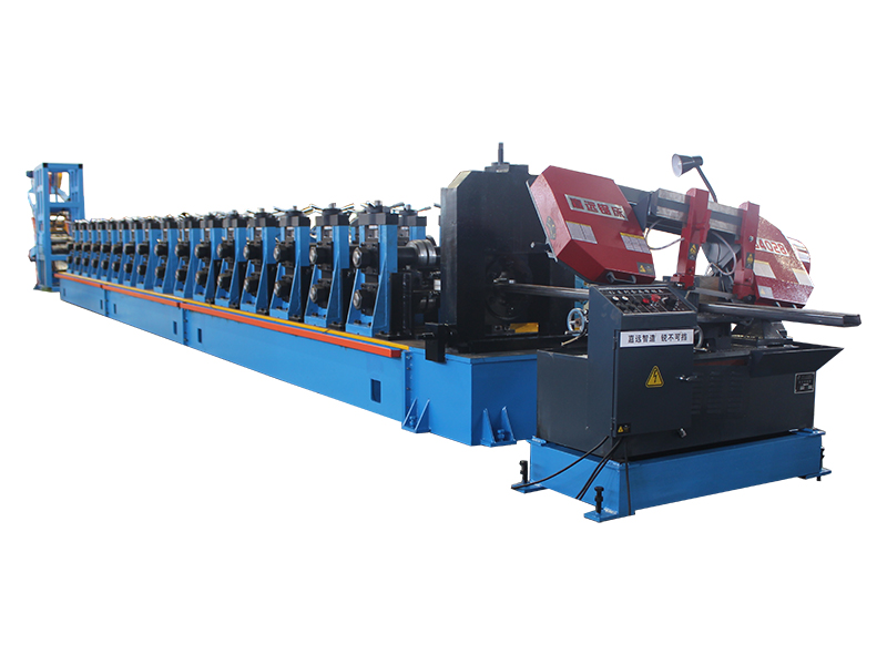 8MM C CHANNEL ROLL FORMING MACHINE