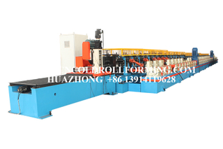 PEACH POST ROLL FORMING MACHINE