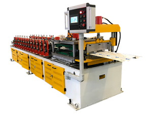 INDUSTRY GARAGE DOOR ROLL FORMING MACHINE