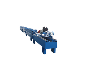 HZ-85 ROLLER SHUTTER DOOR FORMING MACHINE
