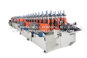 SOLAR POST ROLL FORMING MACHINERY