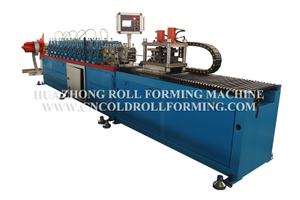 ROLLER SHUTTER DOOR FORMING MACHINE (WITH PERFORATED MACHINE)