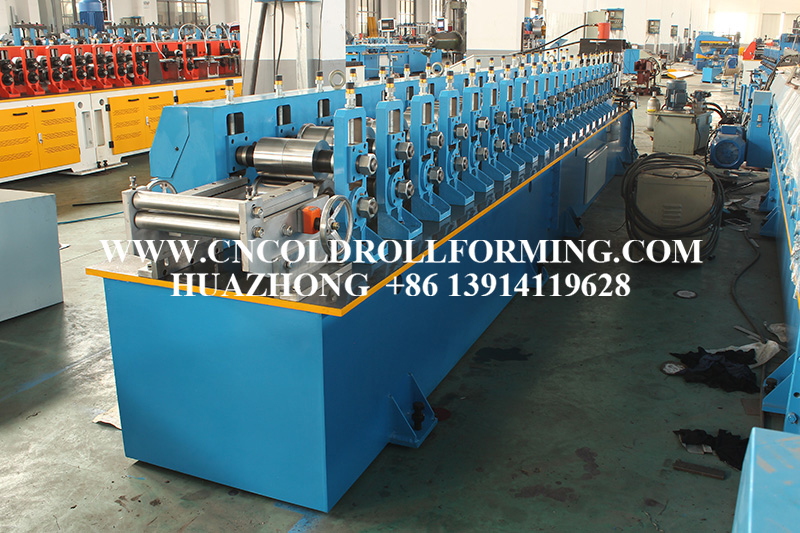 TRACK ROLL FORMING MACHINE(MUTE)