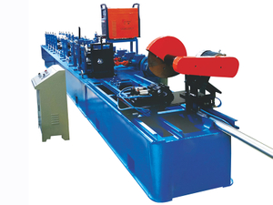 SQUARE/ROUND WELDED PIPE MACHINE